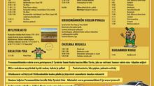 Perunamarkkinat 2021 ohjelma, aikataulu