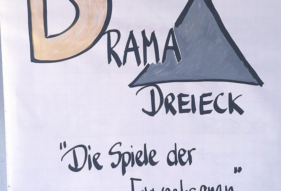 Interaktives Webinar Dramadreieck