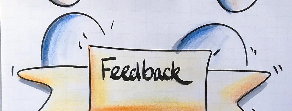 Webinar-Aufzeichnung Feedback geben und annehmen