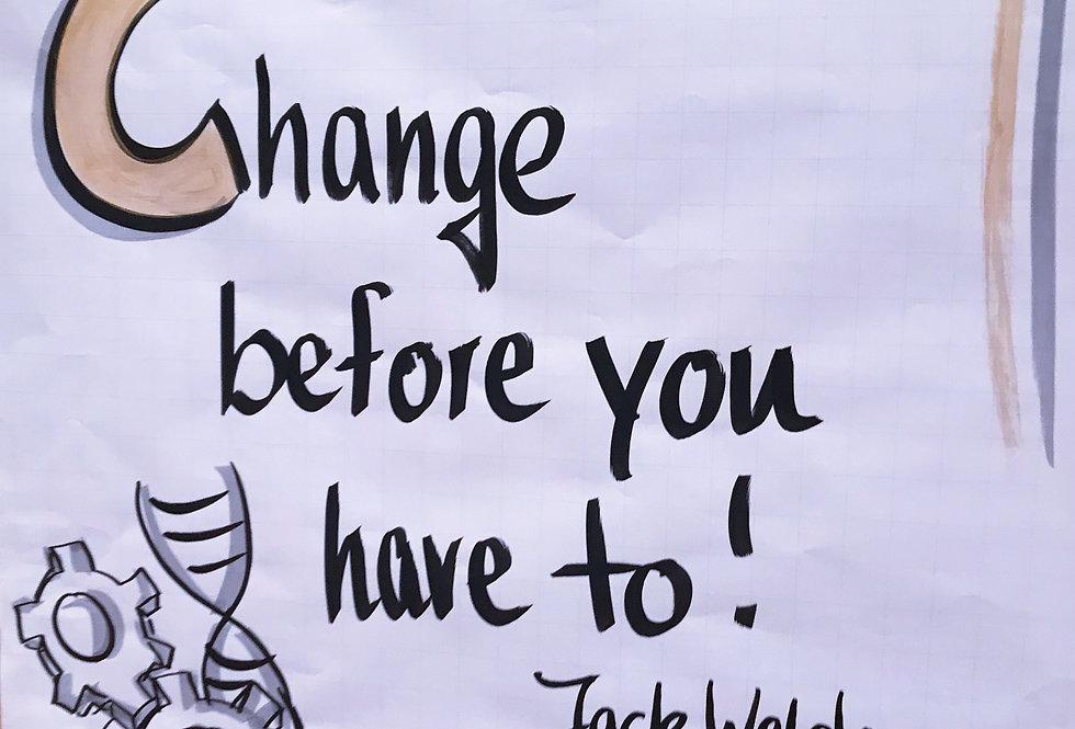 Webinar-Aufzeichnung Change-Management