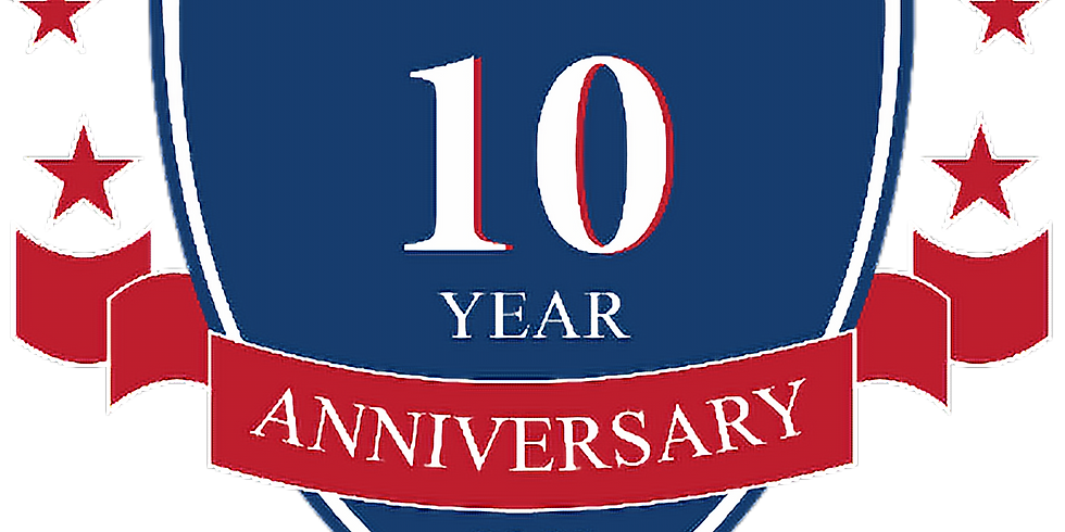 Anniversary Giving Campaign