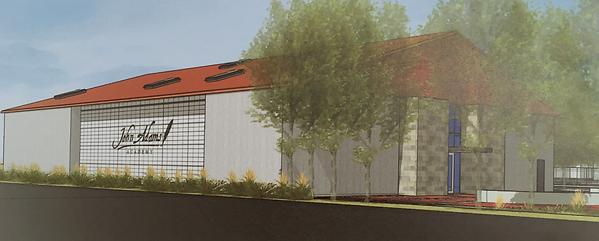 New Jefferson Multpurpose Building