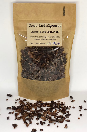 Cacao Nibs (Roasted)