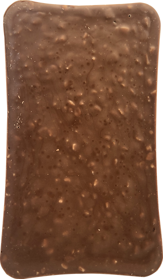 Belgium Milk Chocolate Bar with Hazelnut