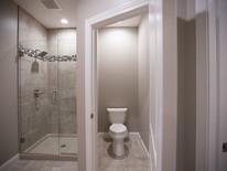 Master Bathroom - Custom Tile Shower