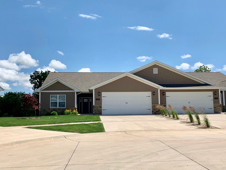 Single Level Townhome