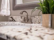 Guest Bathroom - Granite