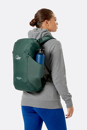 Removeable day pack