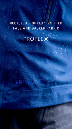 Recycled Proflex Knitted Fabric