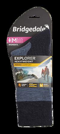 Explorer Heavyweight Merino Comfort Boot £20