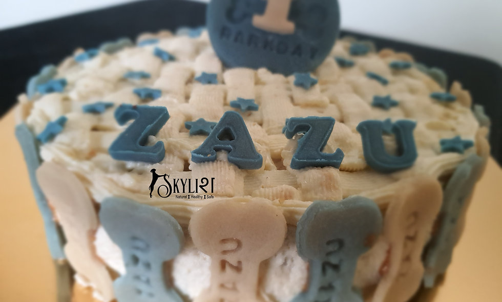 Skyliश 'Cakes