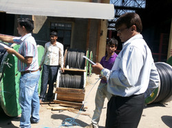 Cable 3rd Party Inspection