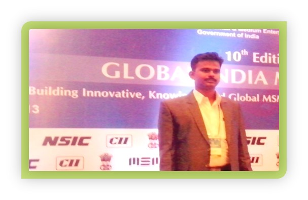 Global Summit at Delhi