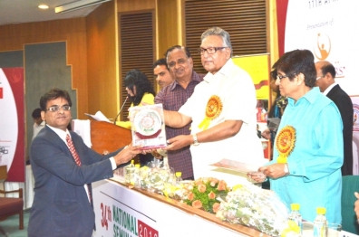 TULS Corp MD receives 'Indian Industrial Excellence Award 2014'