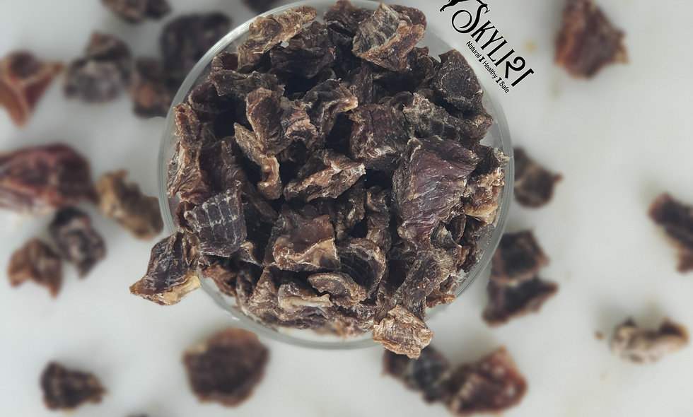Dri-licious Mutton Bites