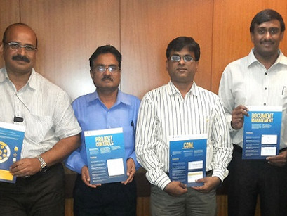 Launch of 4Projects by Viewpoint Online Collaboration Services