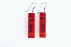 070617 (1 of 1)-2 red-purple earrings