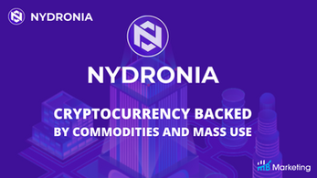 Nydronia: Cryptocurrency Backed by Commodities and Mass Use