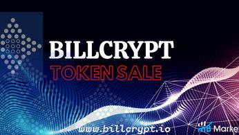 BILLCRYPT Announces Token Sale