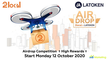 Participate in 2local Exclusive Airdrop on LaToken