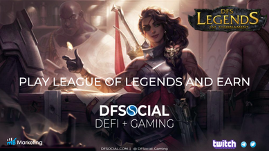 DeFi Social: A DeFi-Gaming Project Bringing DeFi and Gaming All In One Place