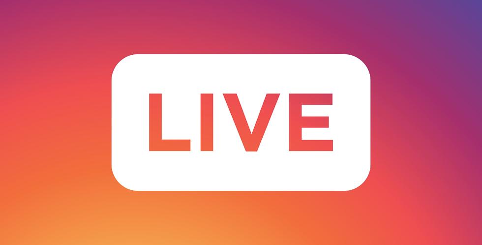Instagram Live Video Views