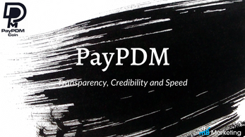 PayPDM: Moving the Financial Market to Blockchain for Transparency and Improved Efficiency