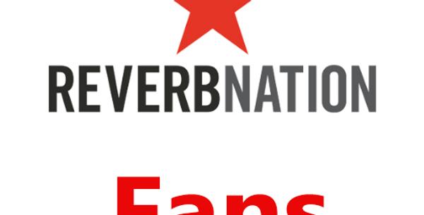 Reverbnation Fans