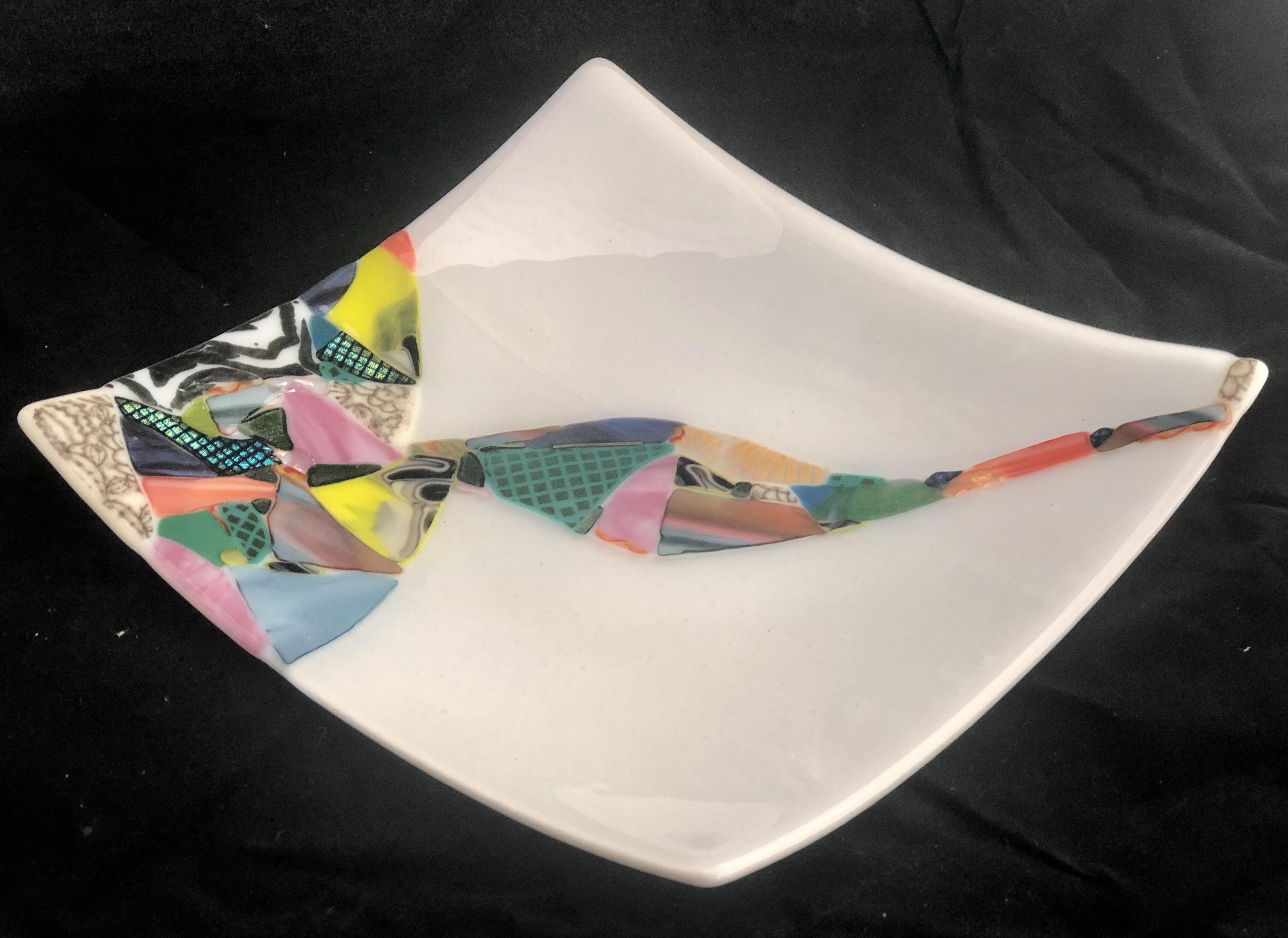 White Sushi Platter