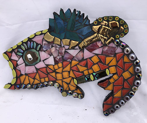 Fish Wallhanging