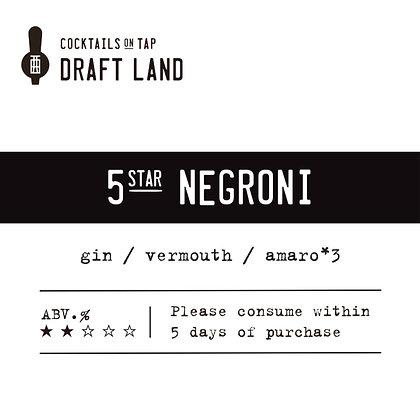 5* Negroni