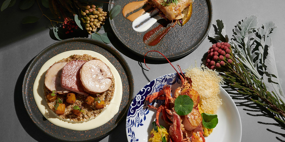 Eat, Drink & Be Merry 3-course Christmas Dinner