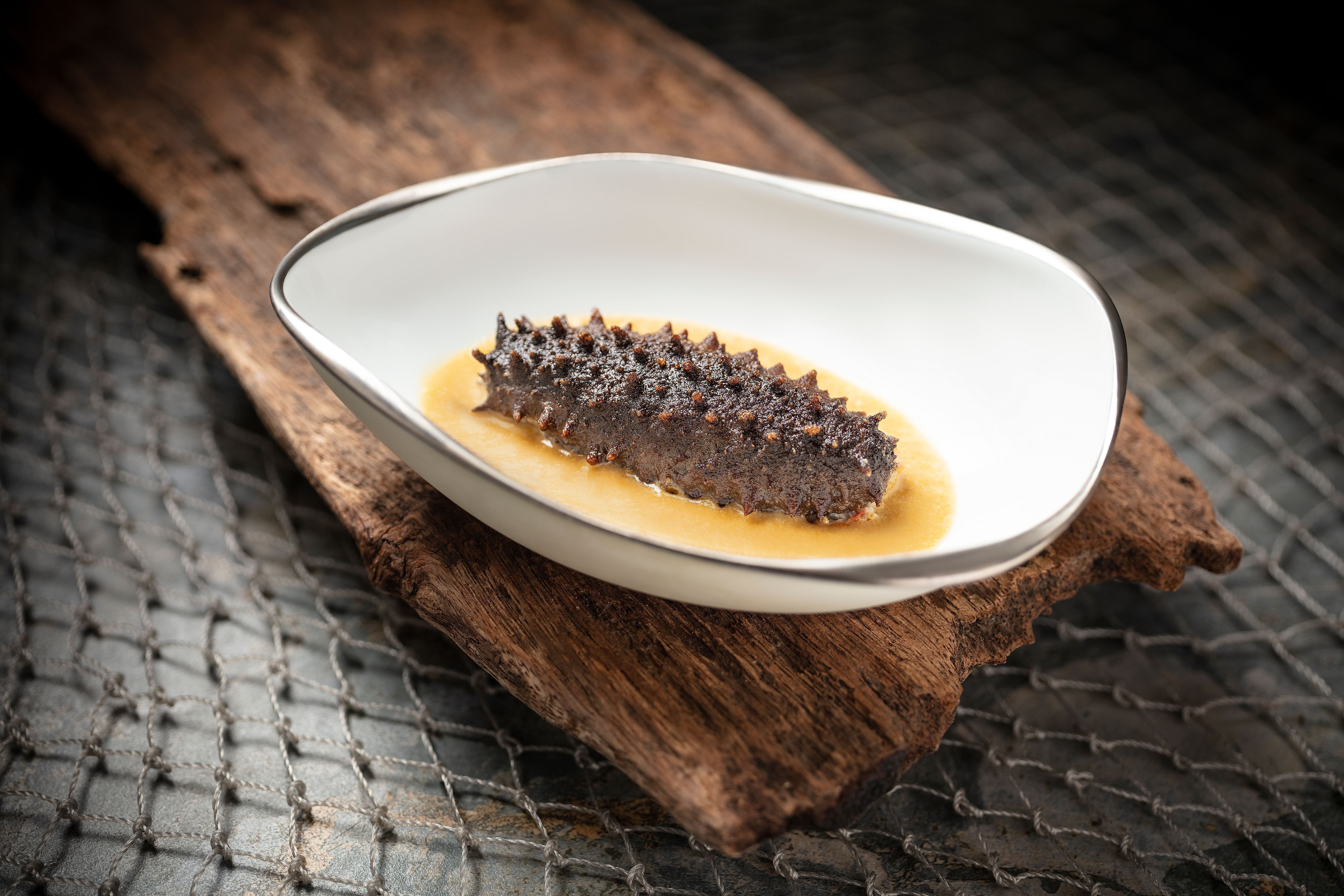 V30_Roasted Sea Cucumber
