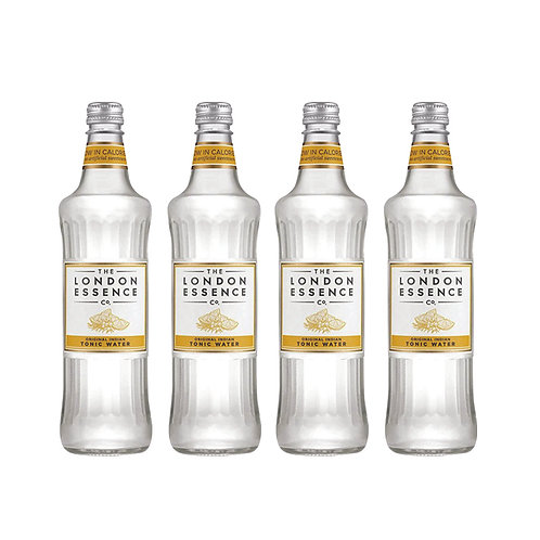 London Essence Indian Tonic - Pack of 4