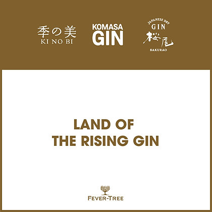 Land of The Rising Gin