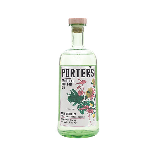 Porter's Old Tom Gin