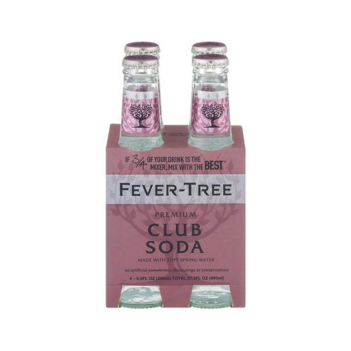 Fevertree Premium Club Soda