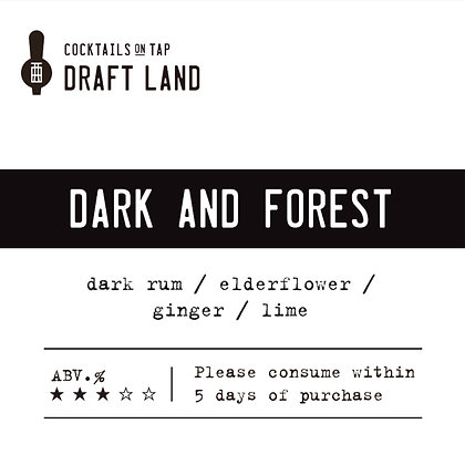 Dark and Forest