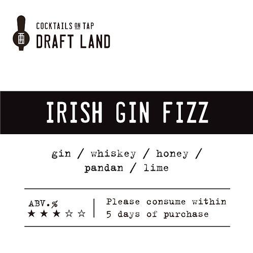 Irish Gin Fizz