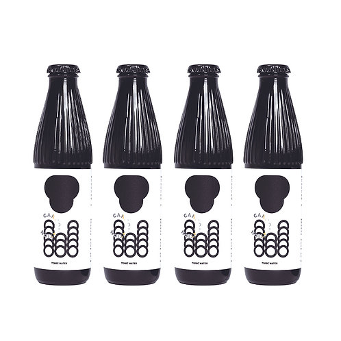 The Carbonation Tonic - Pack of 4