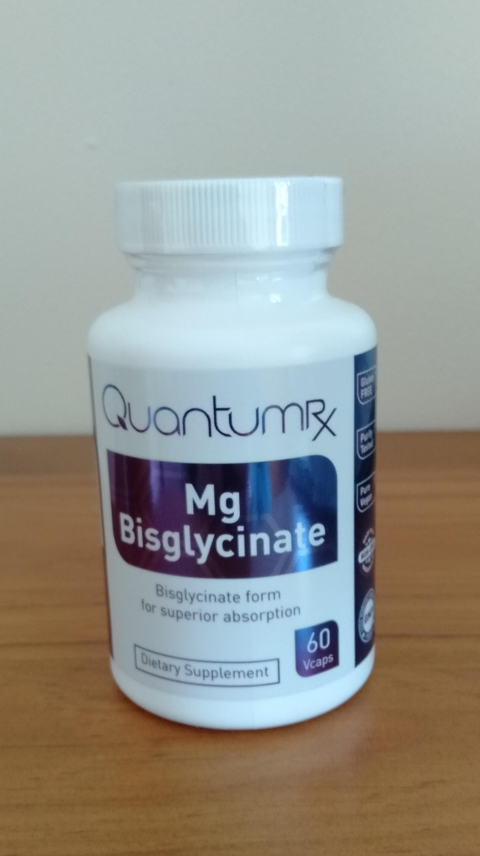 Mg (Magnesium) Bisglycinate - QuantumRX