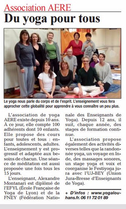 Du yoga pour tous