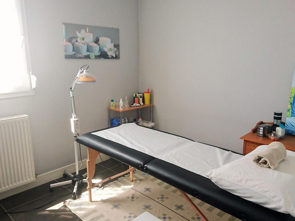 la salle des praticiens