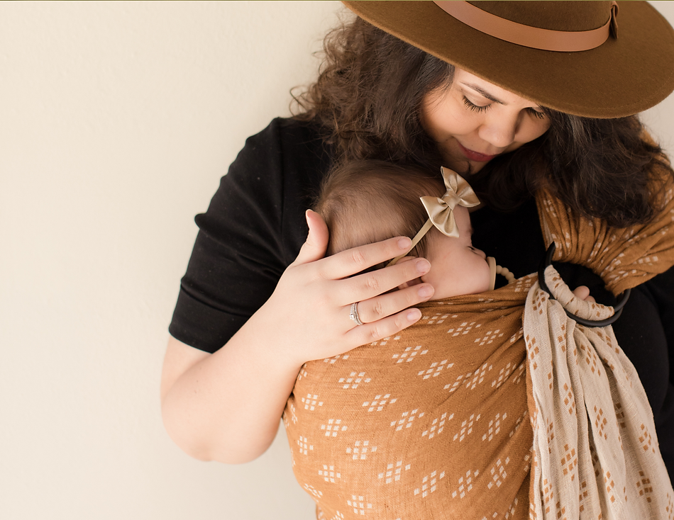 Babywearing support in Spokane and CDA a