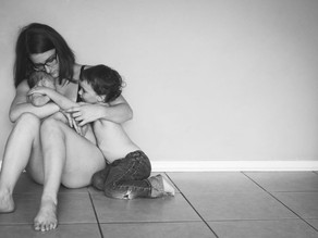 Postpartum Depression isn't what you think it is...