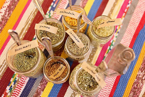 herbal consultation for vaginal steaming