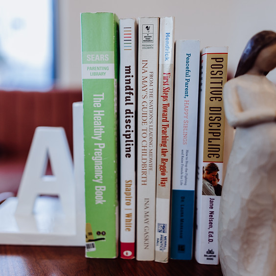 Birth & Family Professionals Meet-up & Book Swap