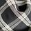 Thumbnail: ROMPERINO - tutina nero scacchi