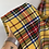 Thumbnail: Gonna  SVASATINA giallo tartan