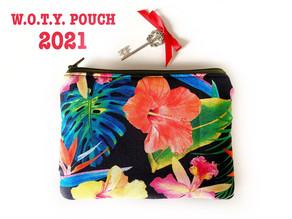 W.O.T.Y. pouch 2021